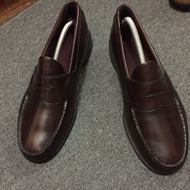 Bass & Co Loafers (leather)