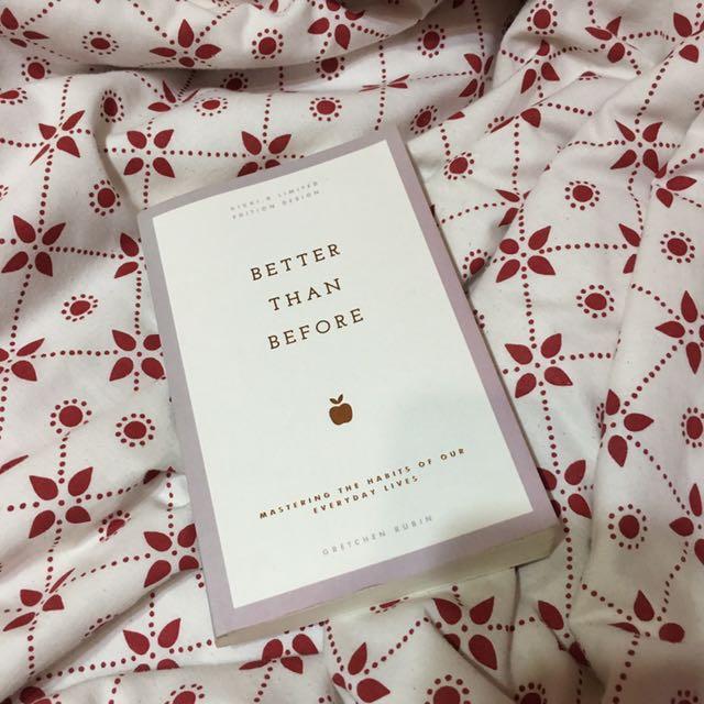 Better Than Before (Limited Edition Kiki Hongkong)