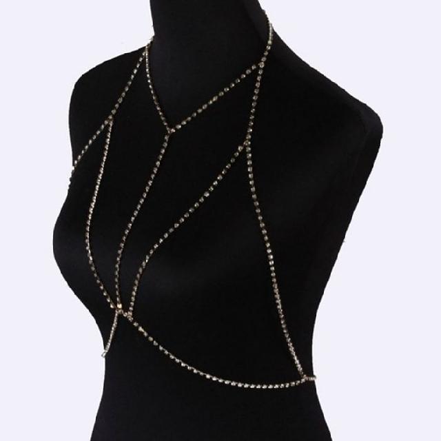 Bikini Chain Jewelry Style 2