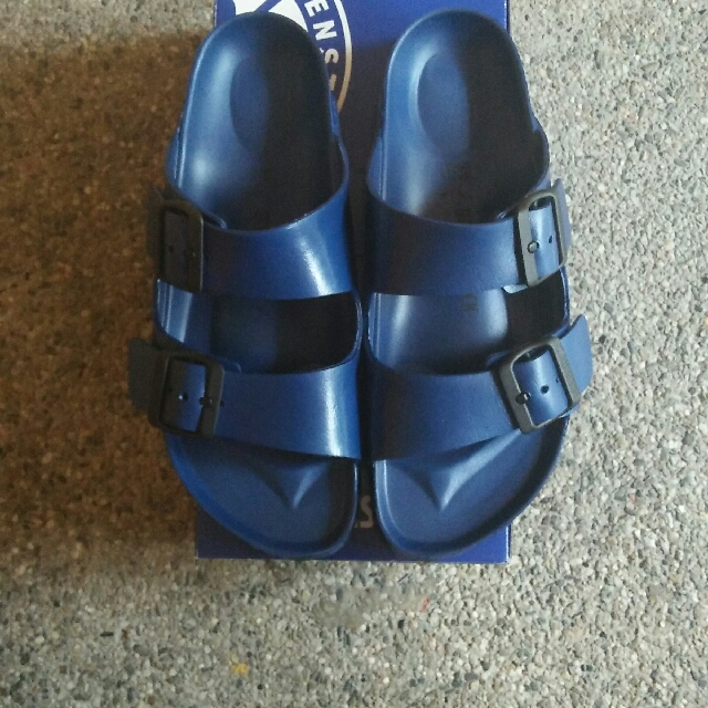 Birkenstock Arizona EVA Slippers (Navy) Free Shipping within Metro Manila only