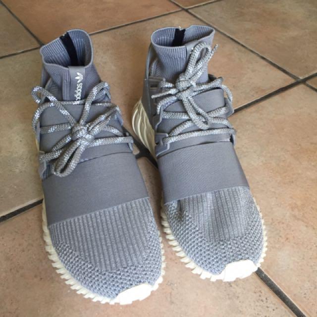 BNIB Adidas Tubular Doom Primeknit UK9