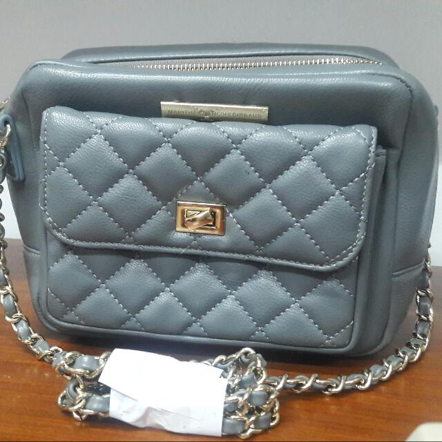 BRANDNEW Girbaud Chain Sling Bag