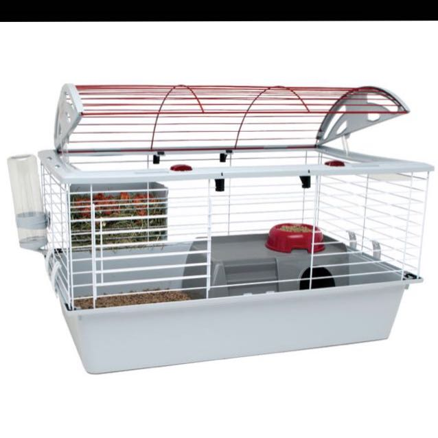 Cage for bunny