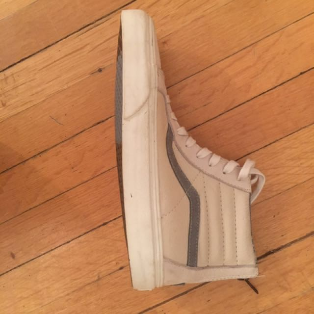 Can High tops Size 8