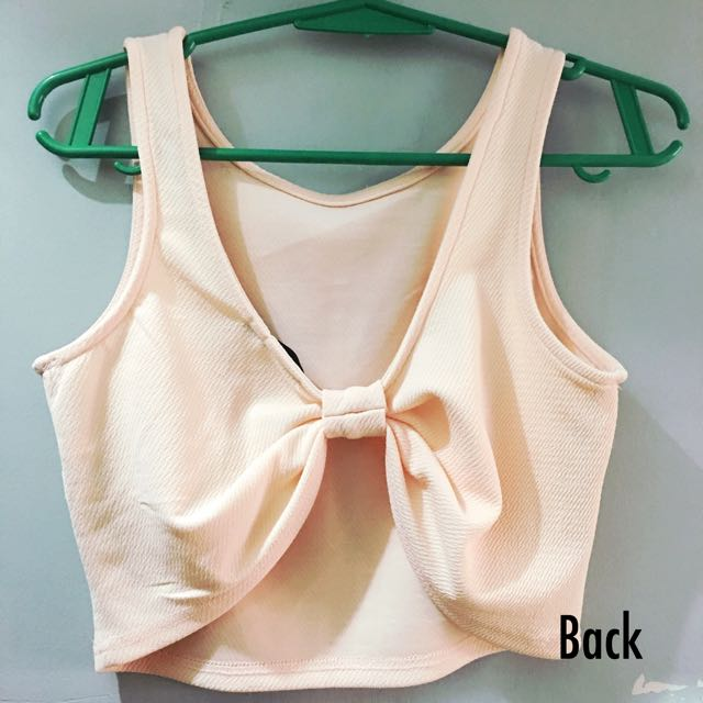 Chicabooti Cute Crop Top