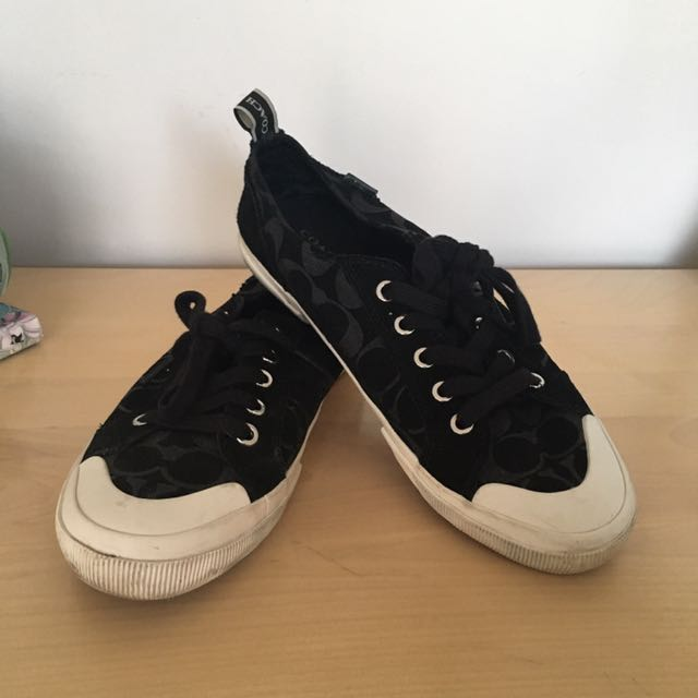 Coach Sneakers - Size 39UK