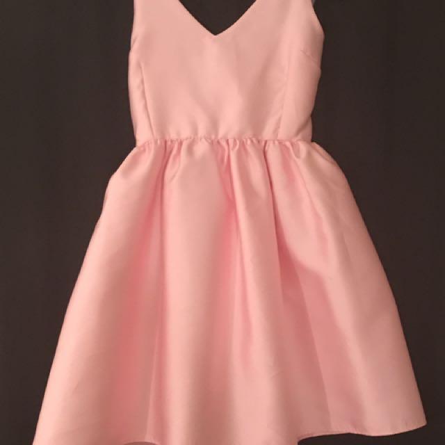 Cotton Candy Chelsea Flirt Dress - medium