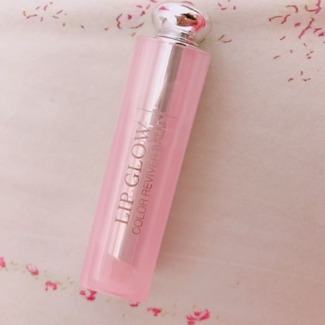 Dior變色潤唇膏