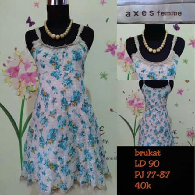 Sale Dress Axes Famme