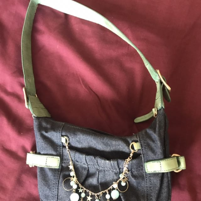 Early 00's mini handbag