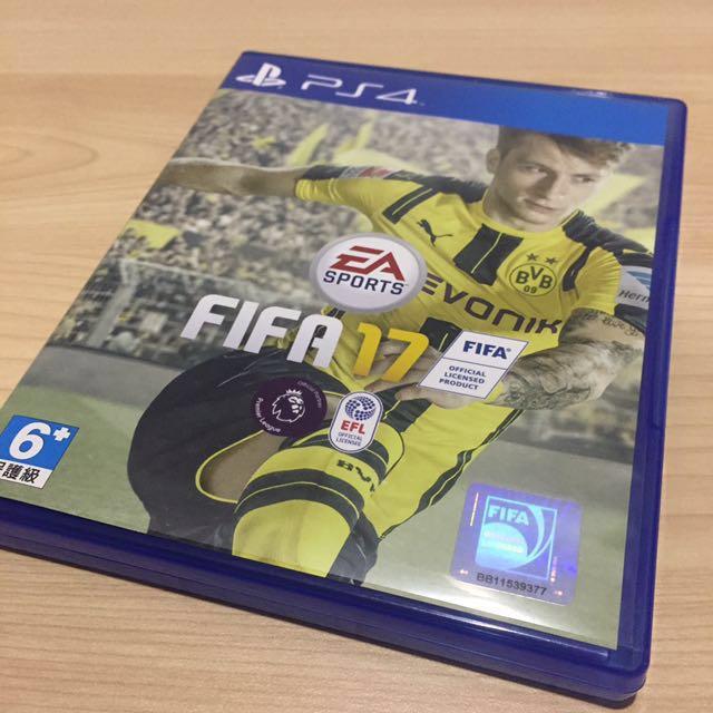FIFA 17 PS4 R3