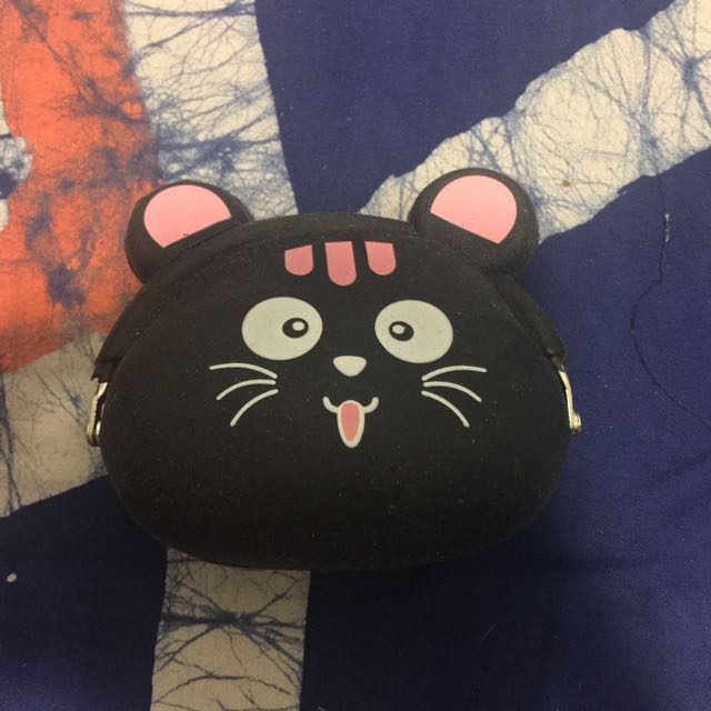 Forever 21 Cat Coin Purse