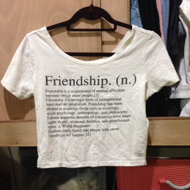 Friendship top