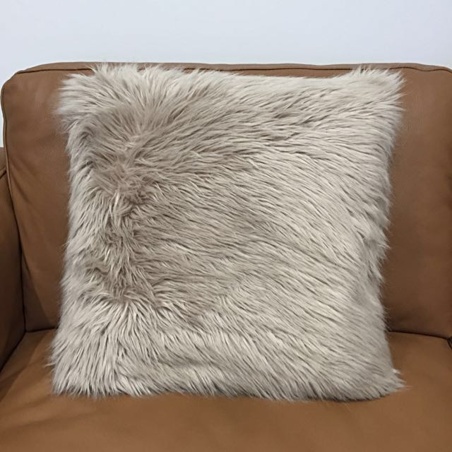 Fur Cushion