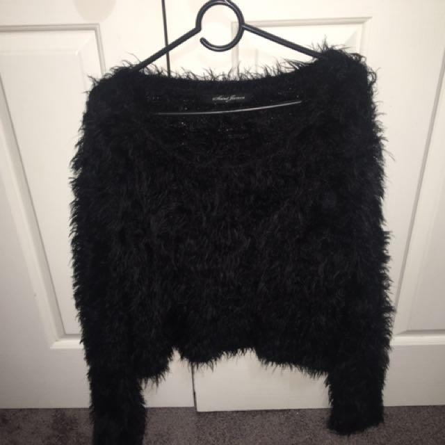 Fur jumper