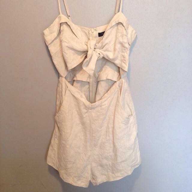 Glassons Size6 Summer Playsuit.