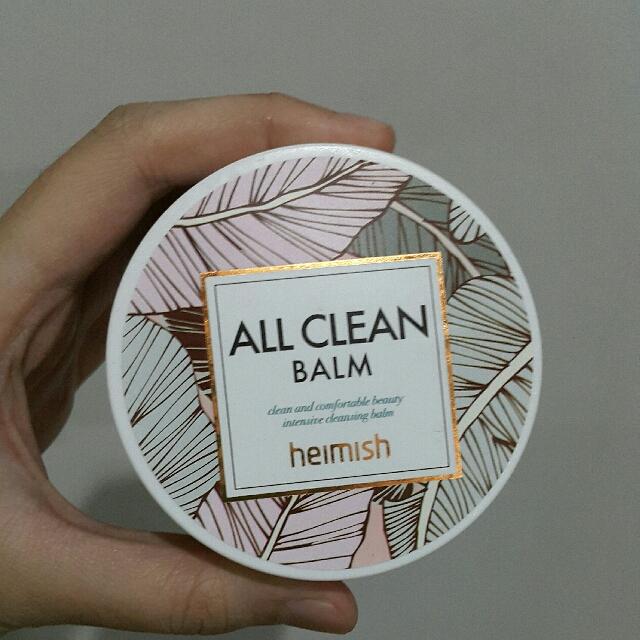 Heimish All Clean Balm (Cleansing Balm)
