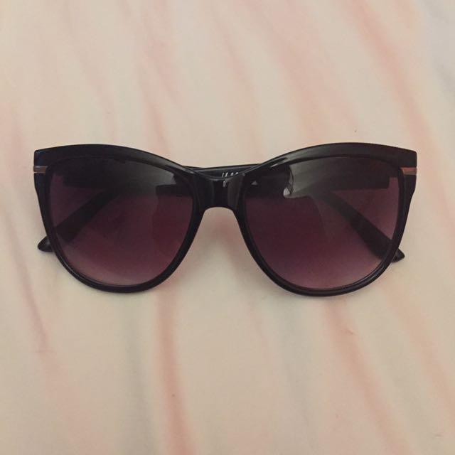H&M Indigo Sunglasses