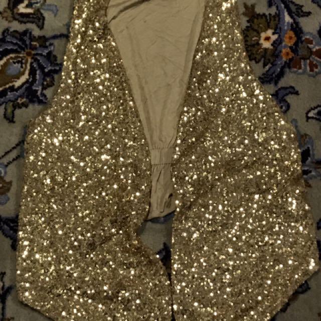 H&M Vest Size M/L