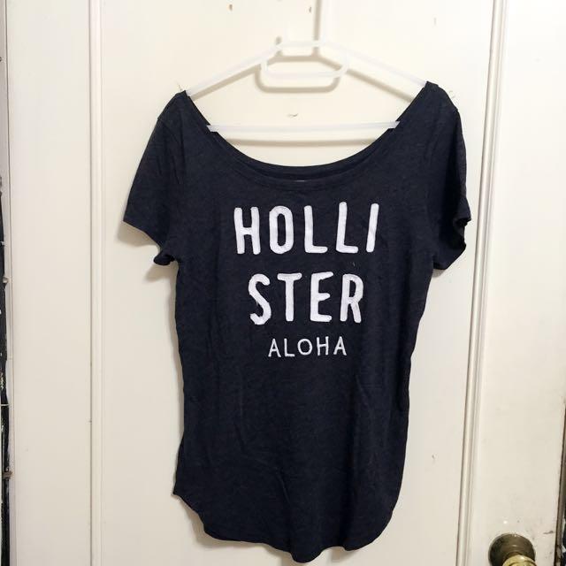 Hollister寬T