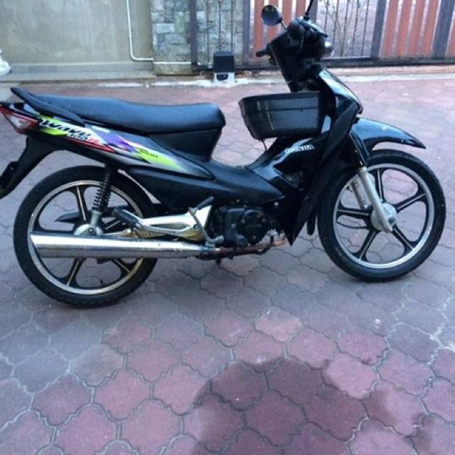 Honda Wave 100r  Motorbikes On Carousell