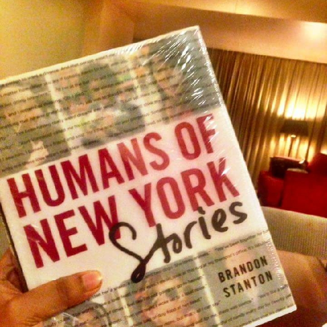 Humans Of New York Book Hard Bound