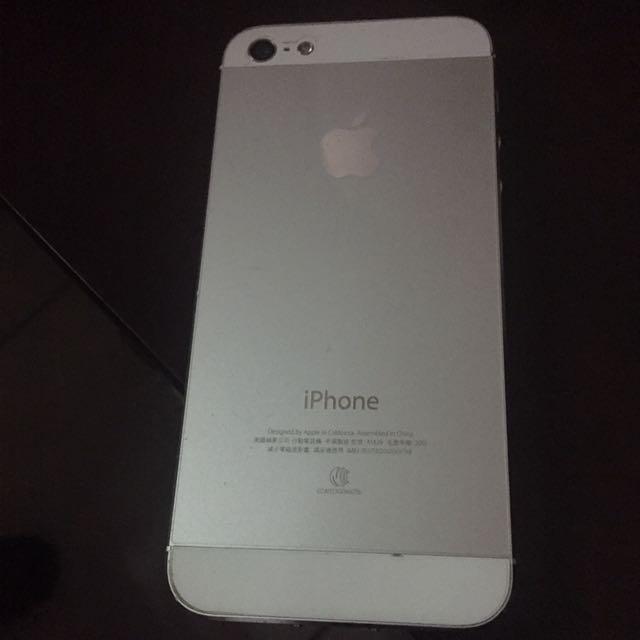 I Phone 5 16g