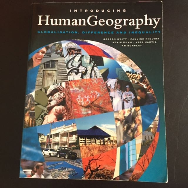 Introducing Human Geography: Globalisation, Difference and Inequality