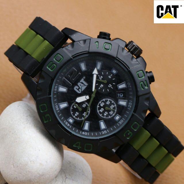 Jam tangan pria CAT
