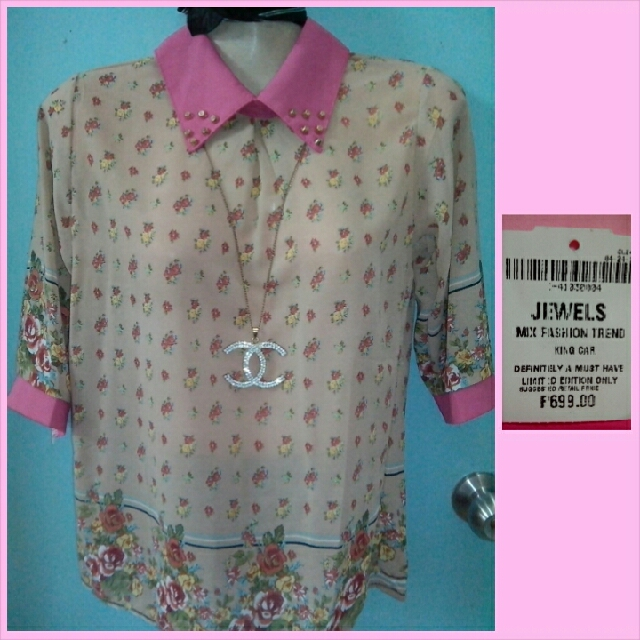Jewels Blouse