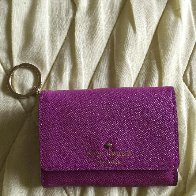 Kate Spade Coin Purse (Authentic)