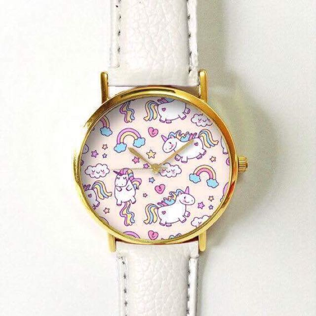 Kawaii Unicorn Watch