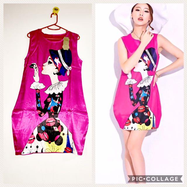 korean3d dress