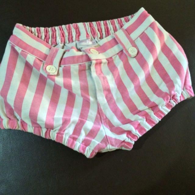 Little Miss Kids Shorts Preloved
