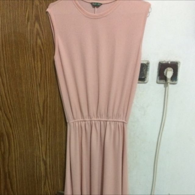 Long Gown Sleeveless