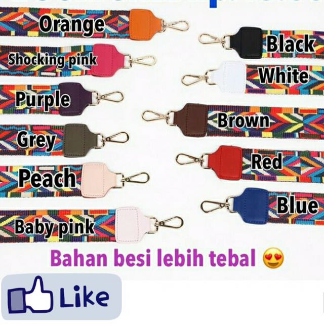longstrap rainbow new