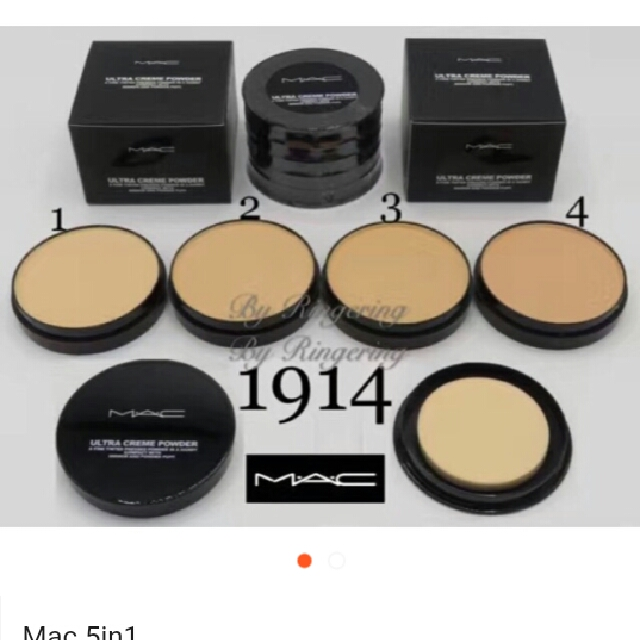 MAC 5in1 Face powder