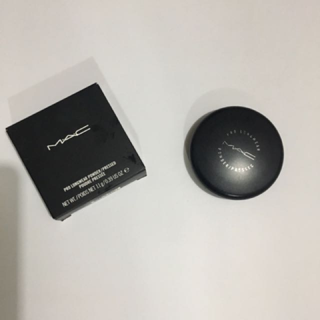 MAC compact Powder