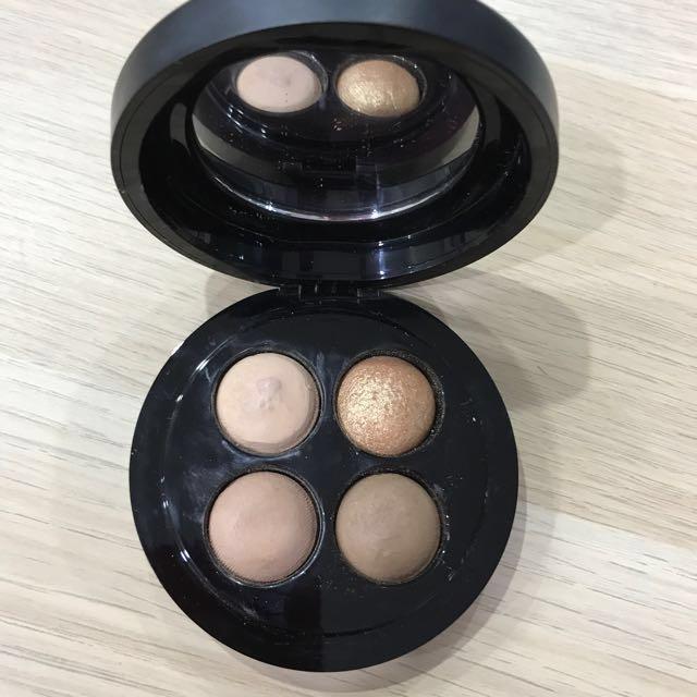 MAC mineralized eyeshadow x4