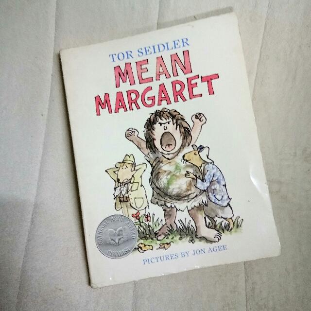 Mean Margaret Book