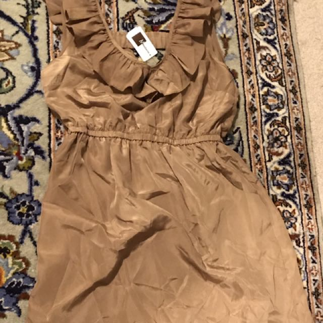 Mendocino Dress Size L