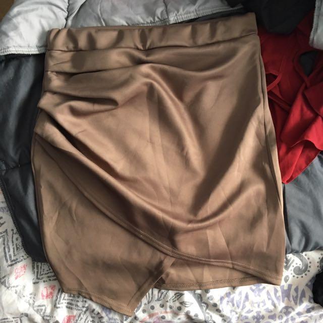 Mocha Coloured Skirt
