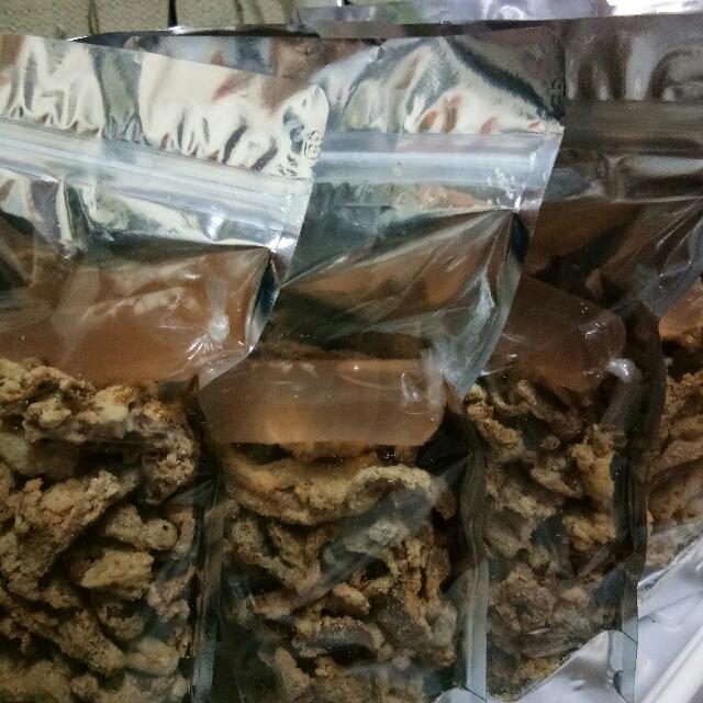Mushroom 🍄 Chicharon