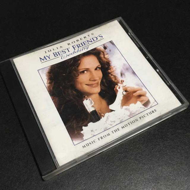 My Best Friend S Wedding Soundtrack.My Best Friend S Wedding Soundtrack On Carousell