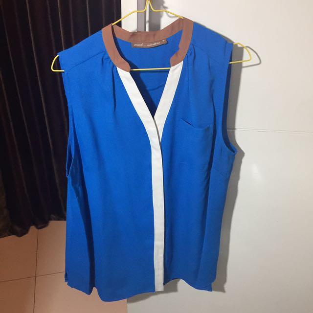 Next Sleeveless Shirt