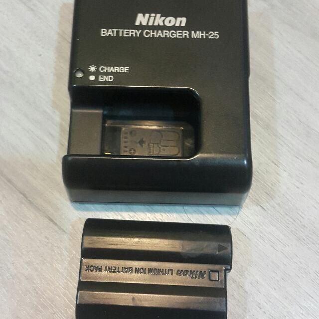 nikon 充電器 HM-25 隨便賣 免運費 限店到店