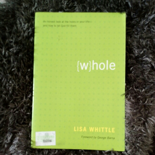 Nonfiction: Whole By Lisa Whittle