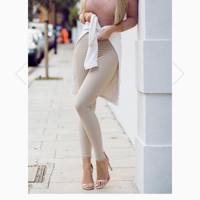 Nude Leggings