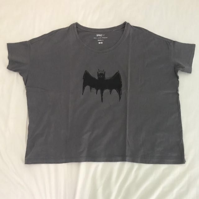 ORI Uniqlo MoMA special edition Batman Shirt