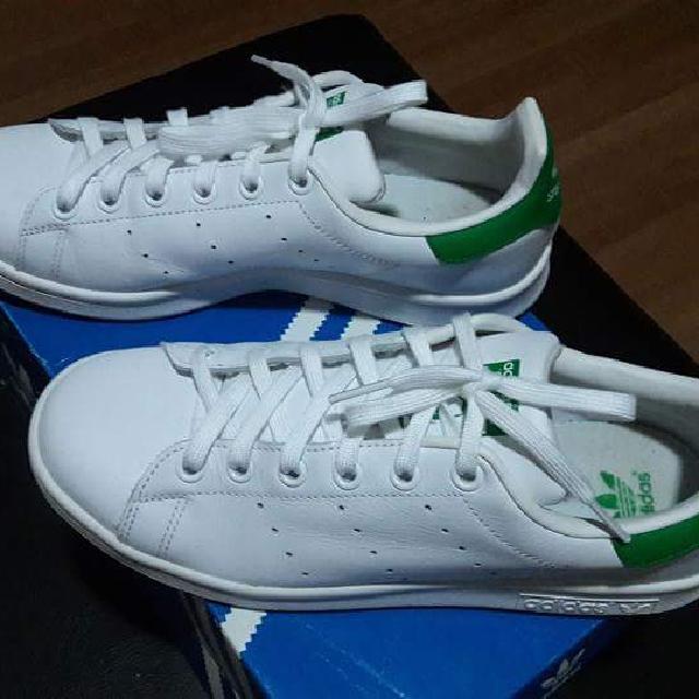 Original Adidas Stan Smith( Green Tab)